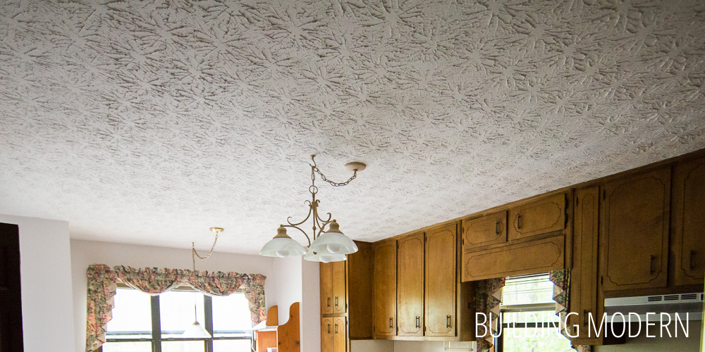 Stippled Ceiling Cover Up: Do\'s, Don\'ts, & Options