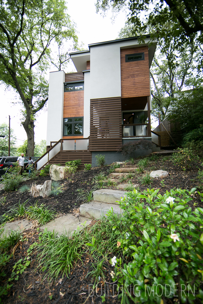 Glenwood Park Atlanta Modern Home