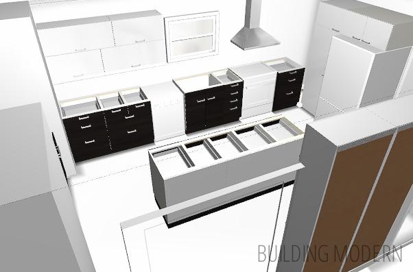 Ikea Design Tool 3D Rendering