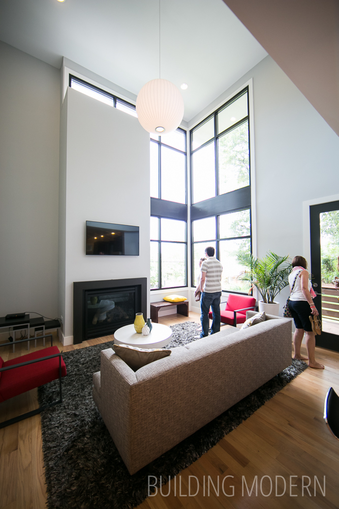 Modern Atlanta Home Tour 2014