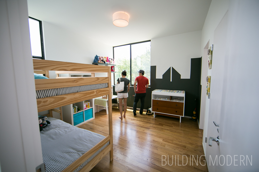Modern Childrens Room in Atlanta