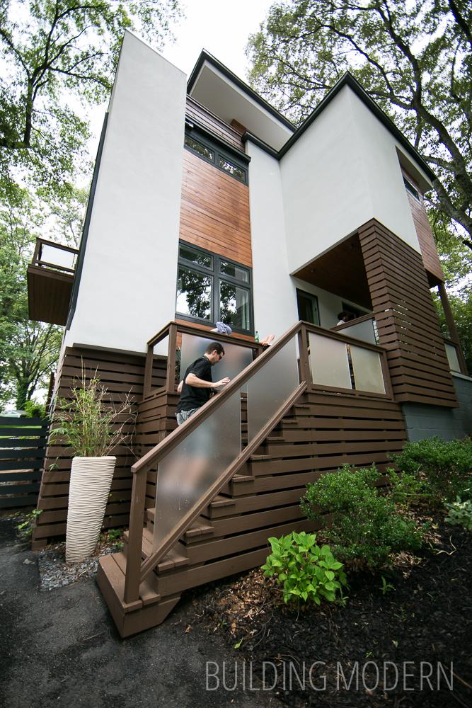 Sanders Redidence on the 2014 Modern Atlanta Home Toour