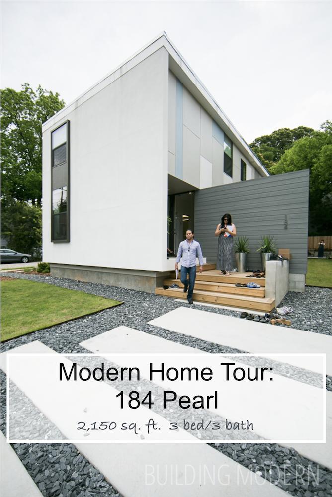 Modern Home Tour 184 Pearl