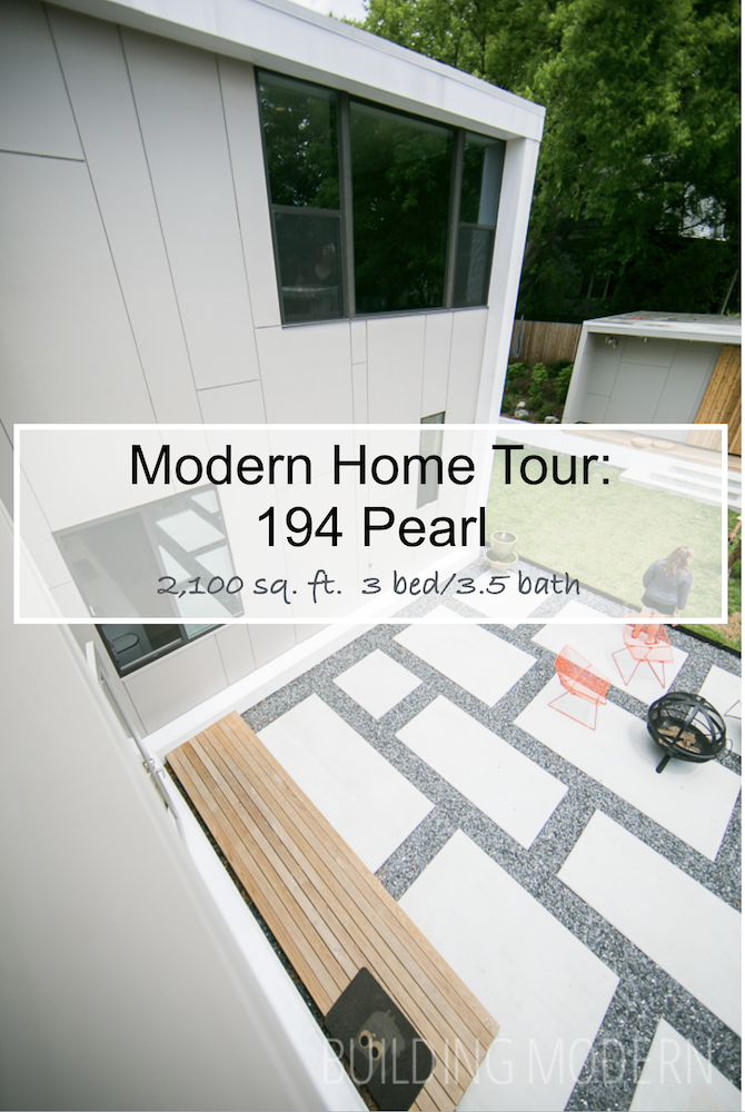 Modern Home Tour 194 Pearl