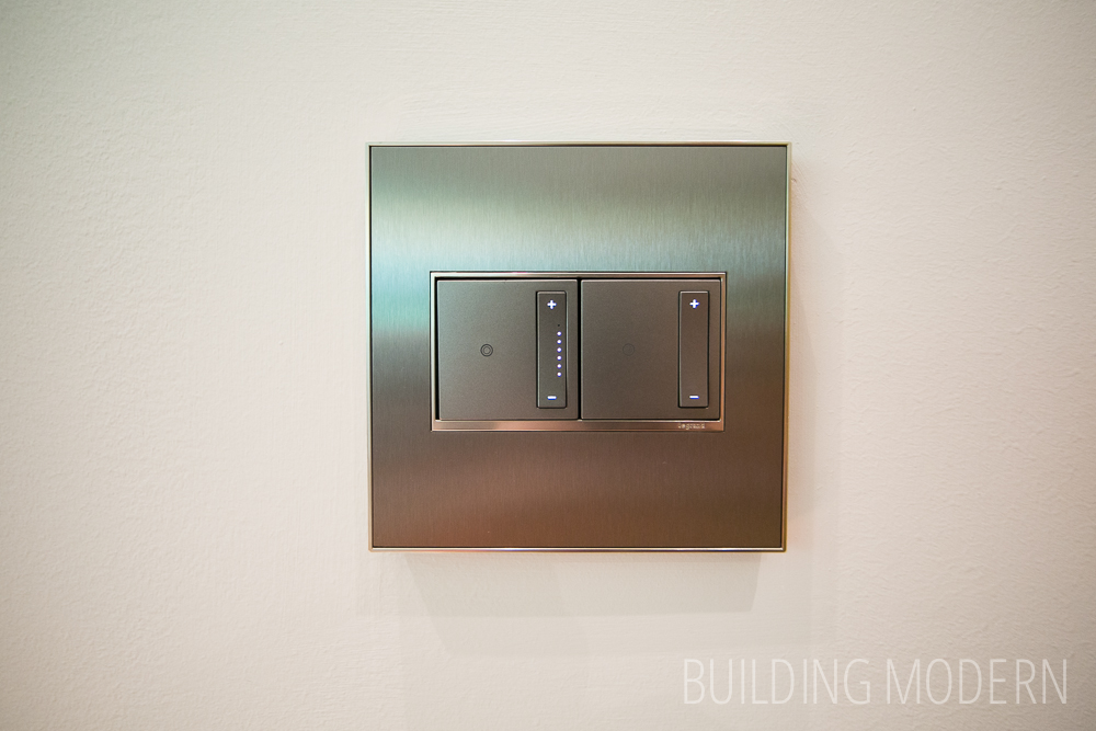 Legrand light switch