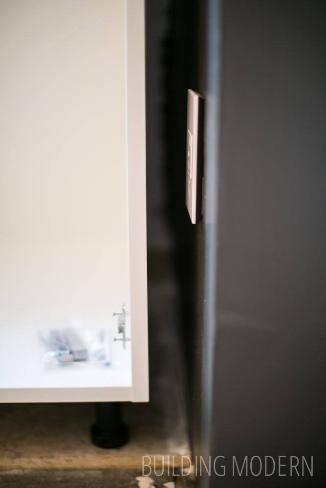 Kitchen Cabinet Filler Strips