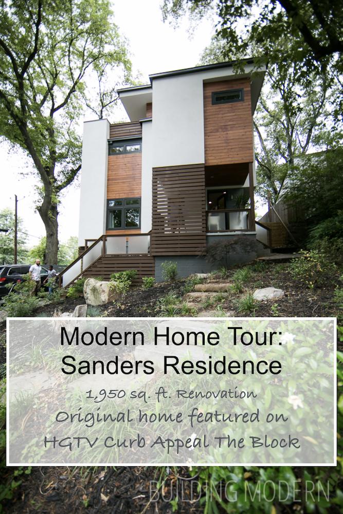 Modern Home Tour Sanders