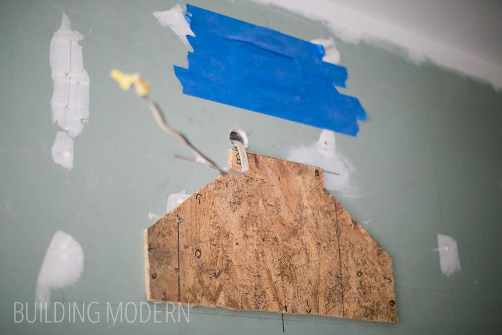 installing a vent hood