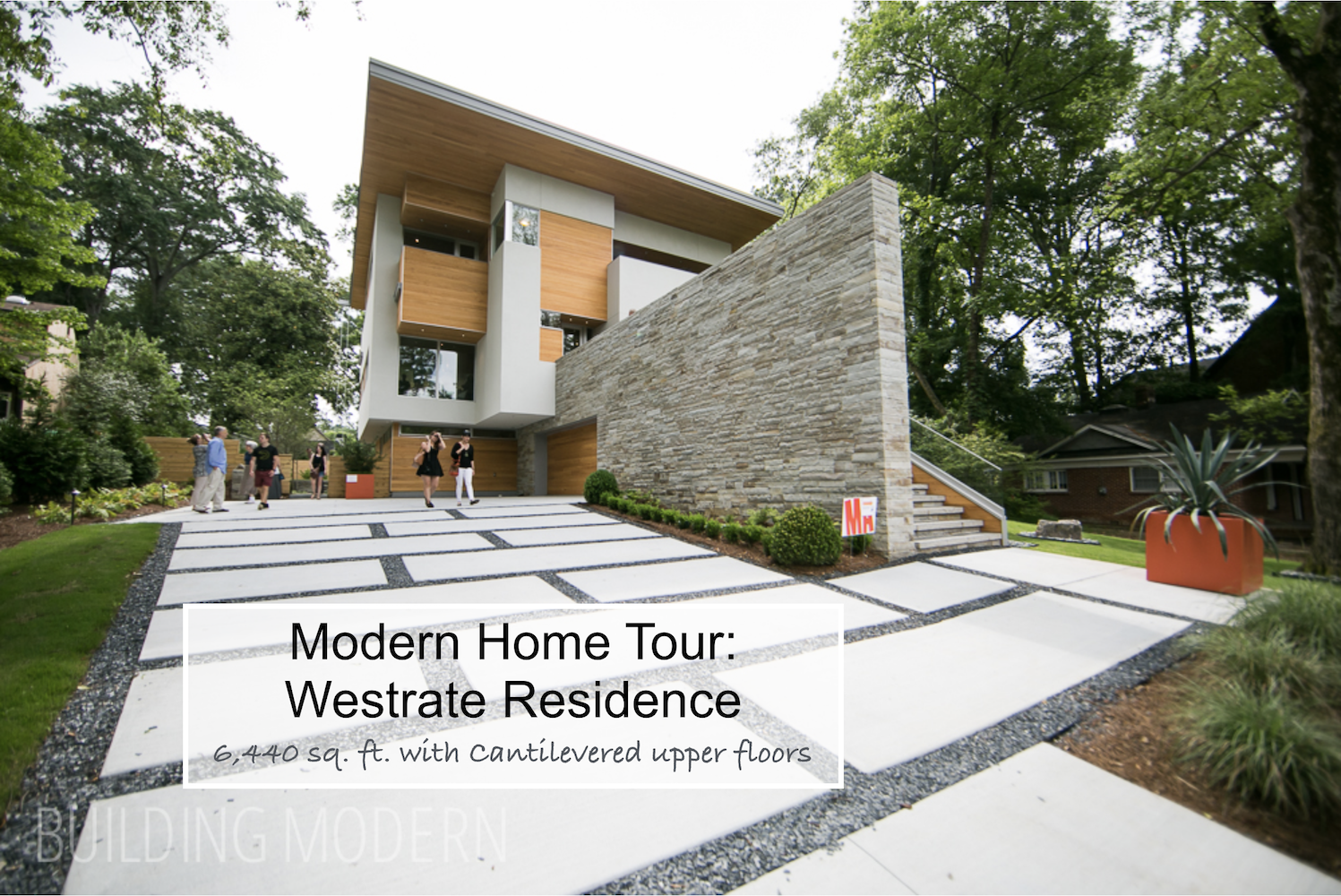 Modern Home Tour Westrate