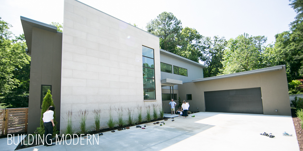 Modern Atlanta Home Tour 2014: Wellbourne Drive