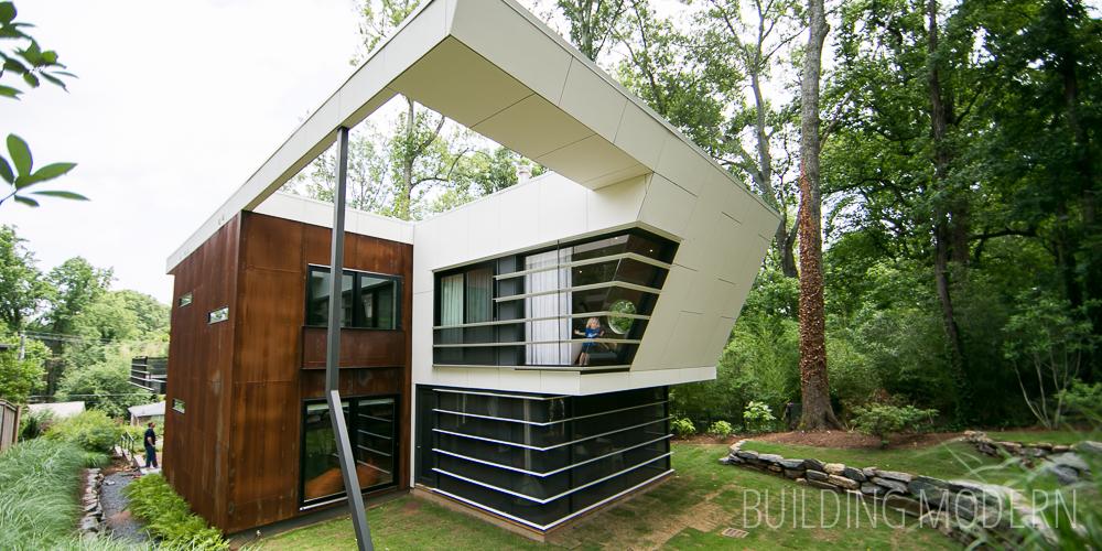 Modern atlanta home tour 2014 witter residence for Atlanta residential architects