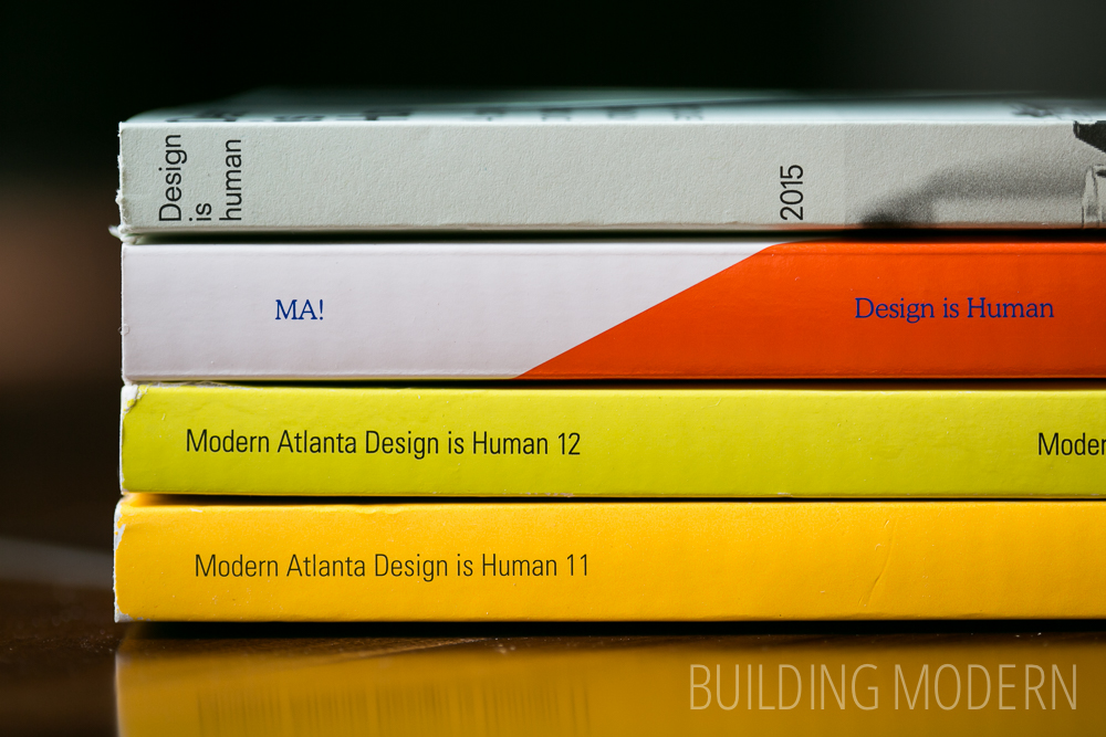 Modern Atlanta Tour Books