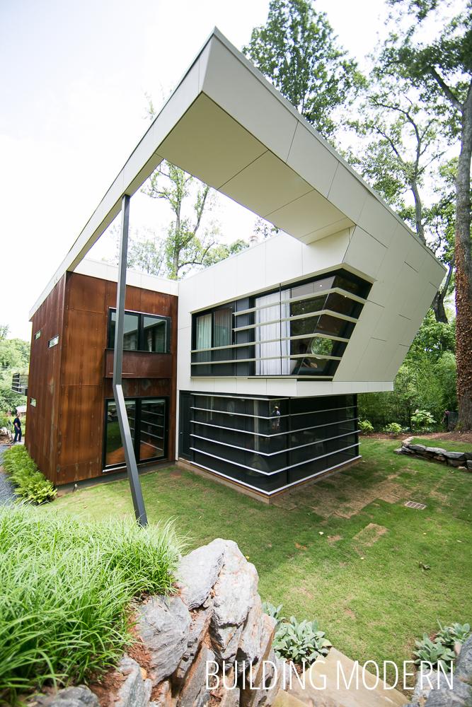 Witter Residence on the Modern Atlanta Home Tour