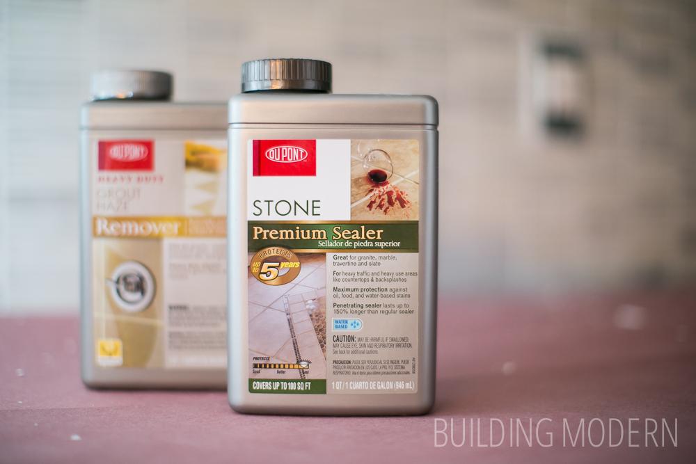 Dupont stone sealer
