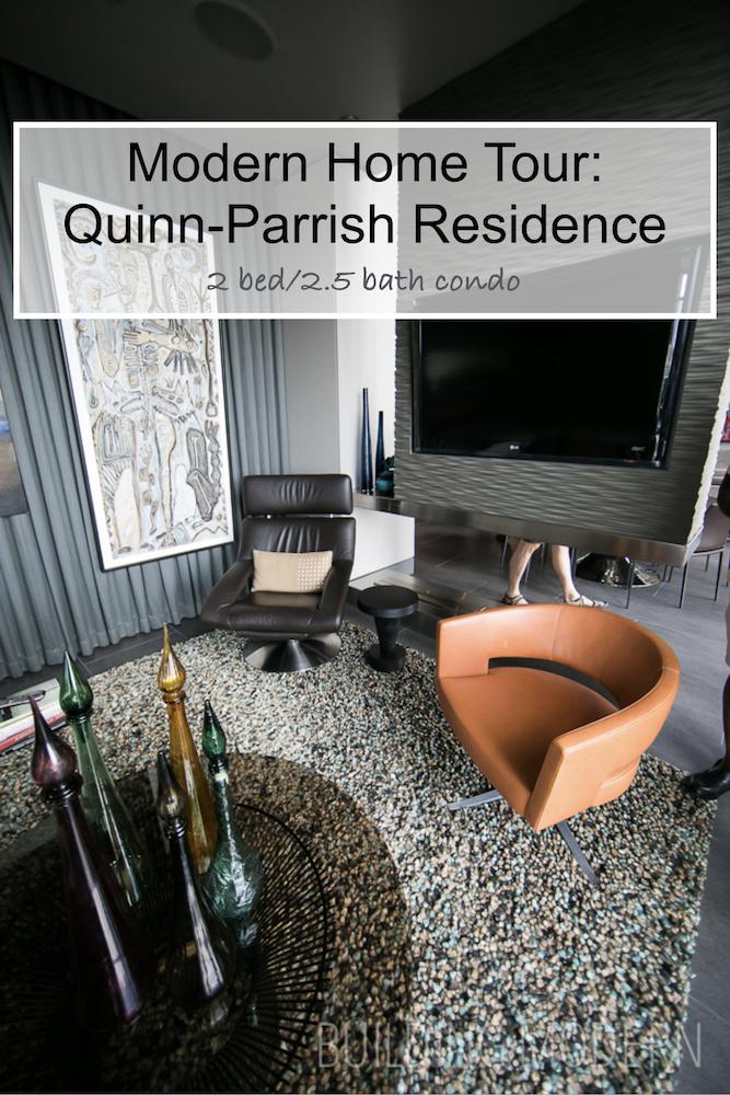 Modern Home Tour QuinnParrish