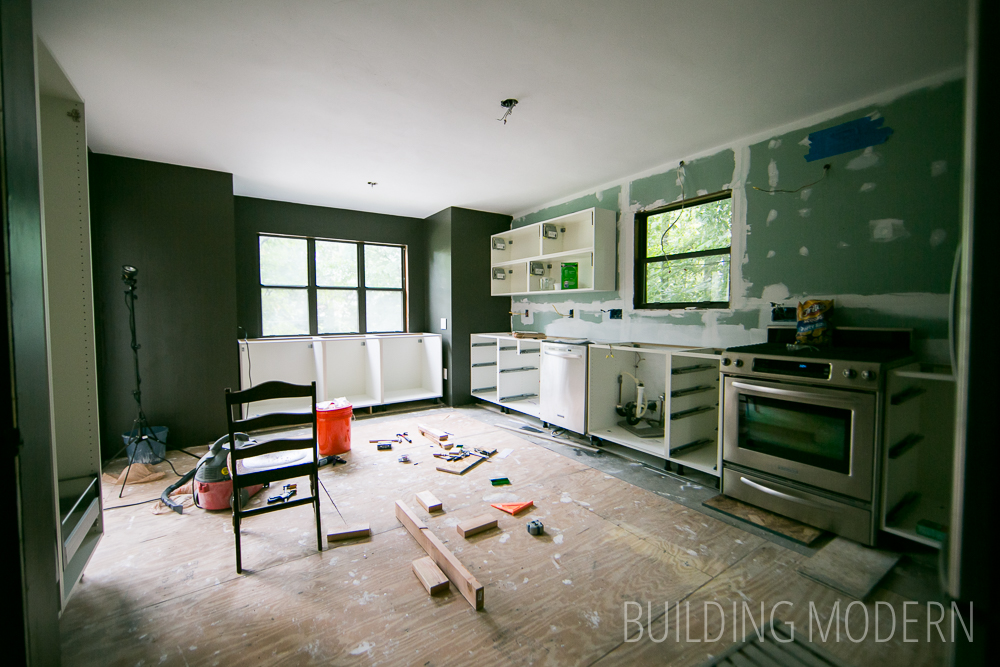 kitchen progress after 4 months of renovation. Black Bedroom Furniture Sets. Home Design Ideas
