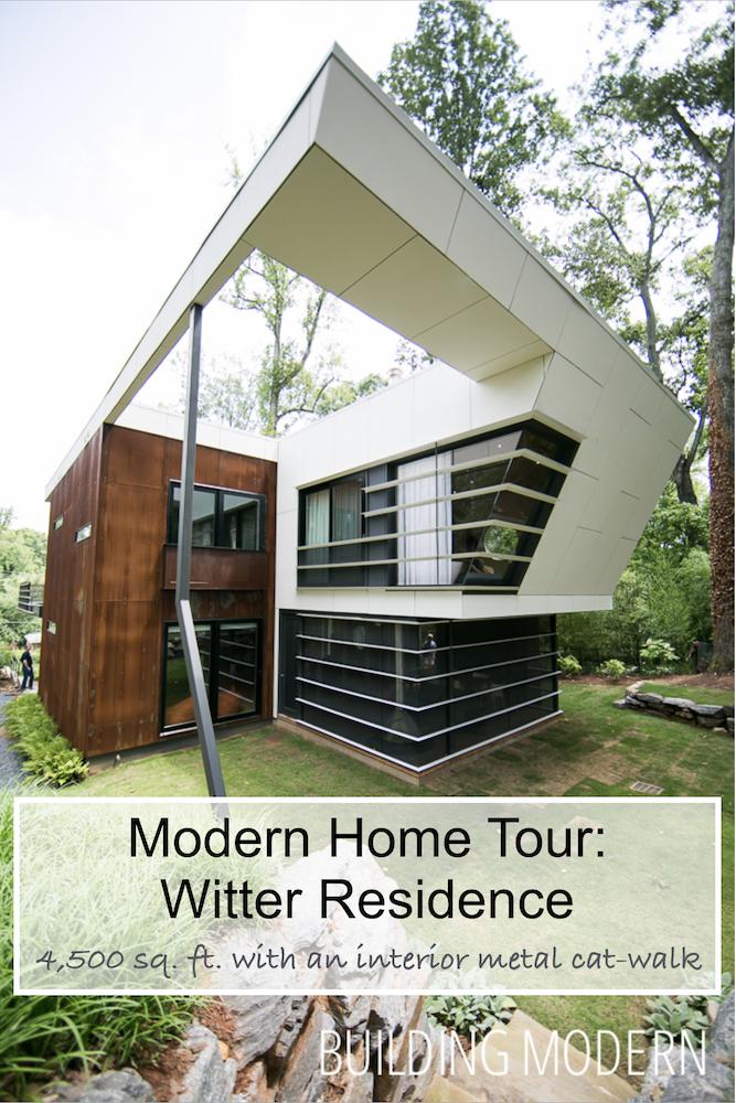 Modern Home Tour Witter
