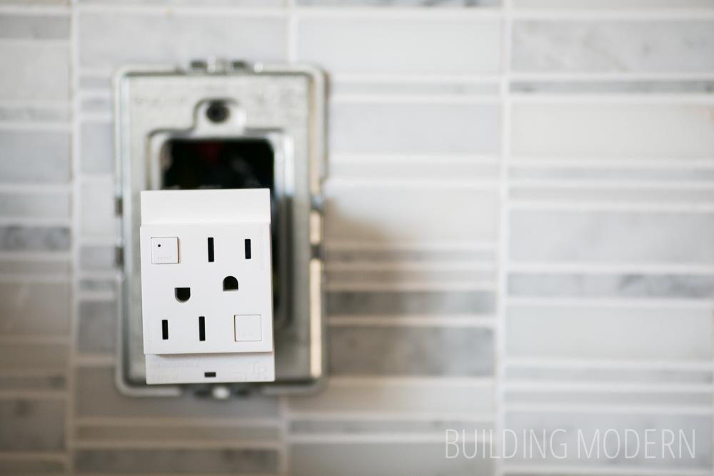 Installing Legrand Adorne Outlets
