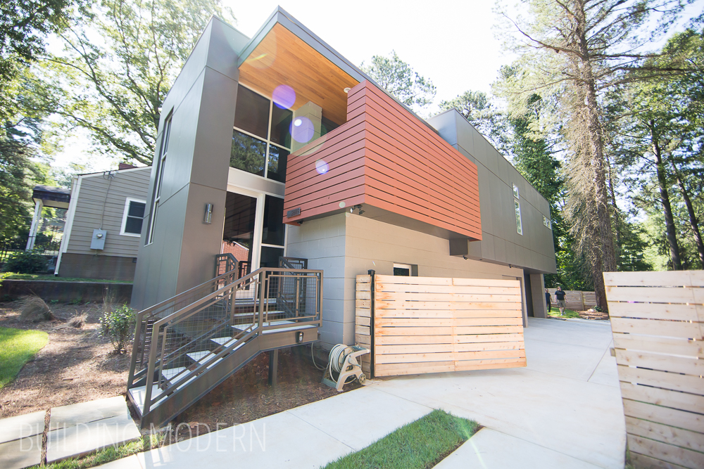 Salmon Residence on the Modern Atlanta Home Tour