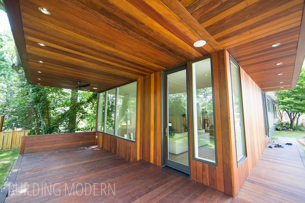 Modern Architecture Atlanta modern atlanta home tour 2015: benning residence