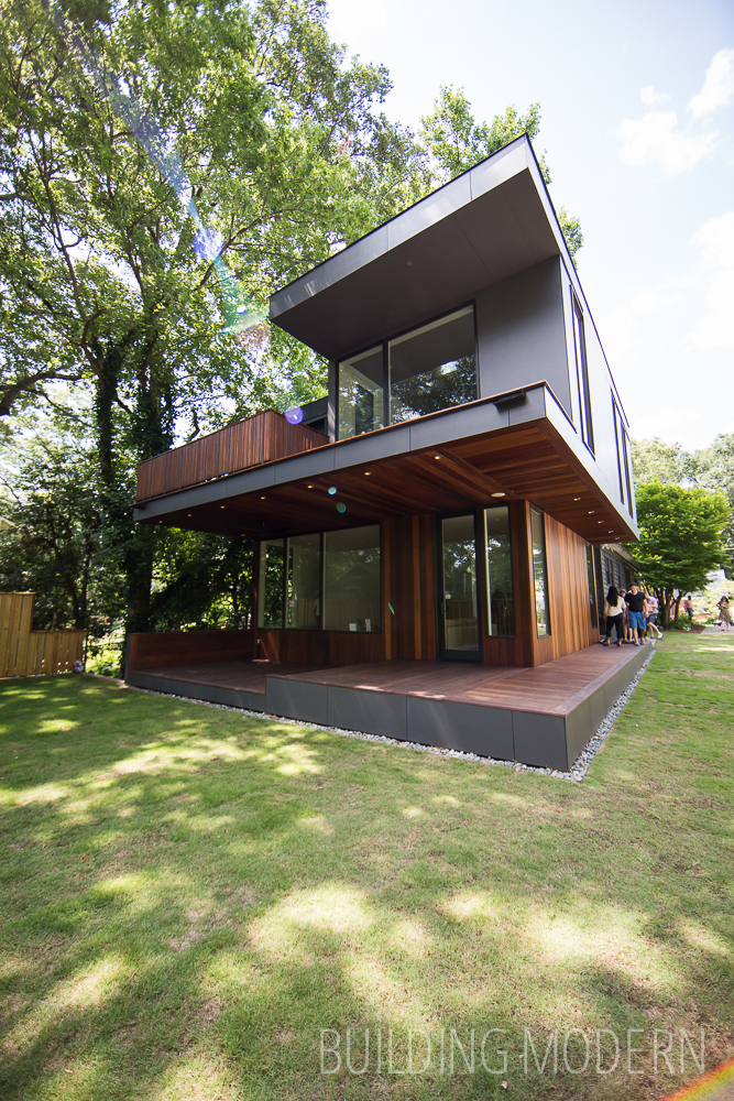 Benning Residence on the Modern Atlanta Home Tour