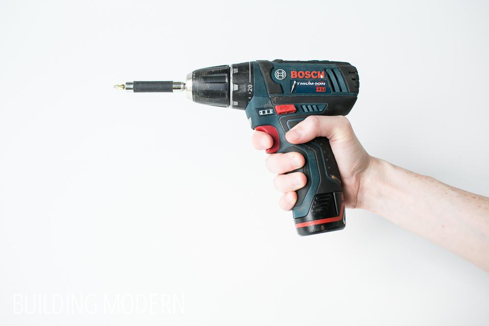 Bosch 12 volt drill driver