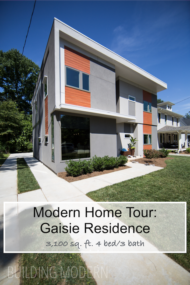 Modern atlanta home tour 2015 gaisie residence for Modern homes atlanta