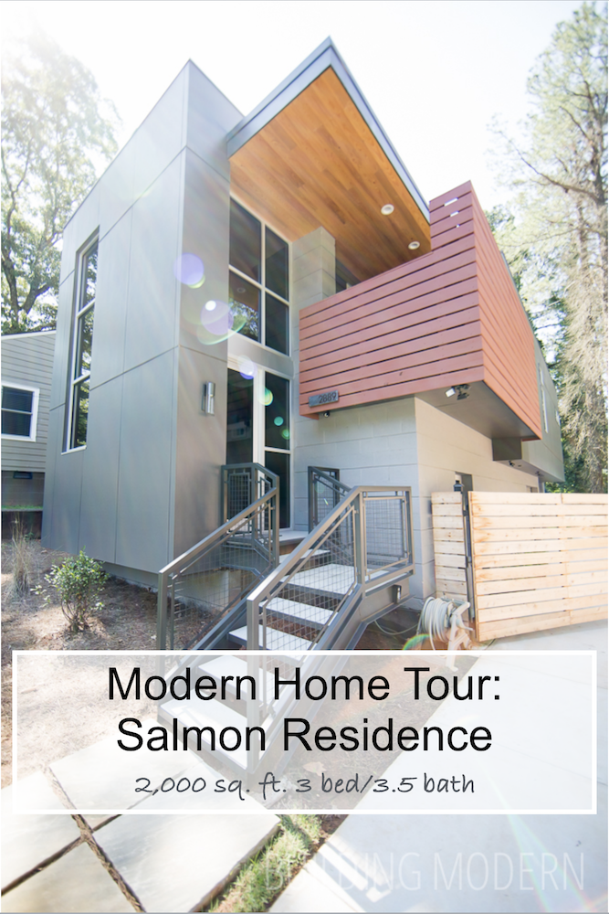 Modern Home Tour Salmon