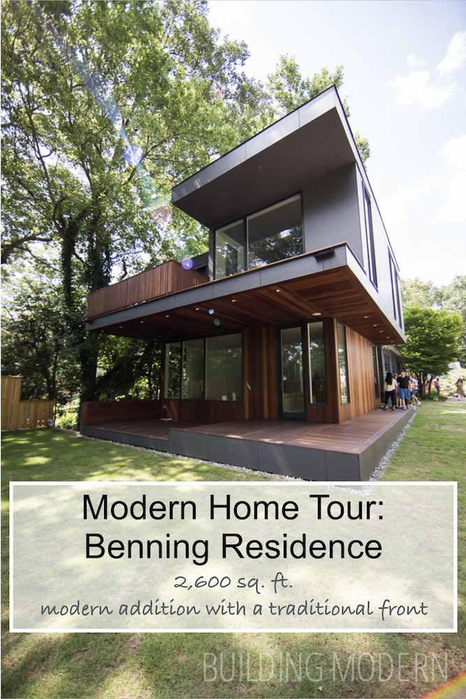 Modern Home Tour Benning