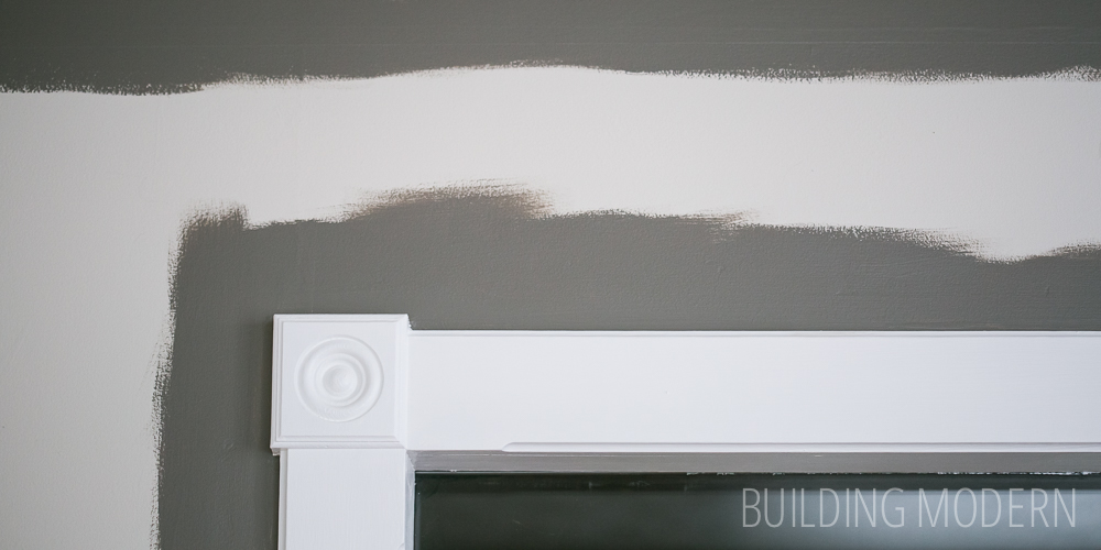 Painting the Dining Room
