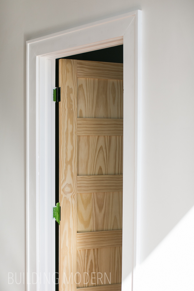 A new door trim - Contemporary trim moulding ...