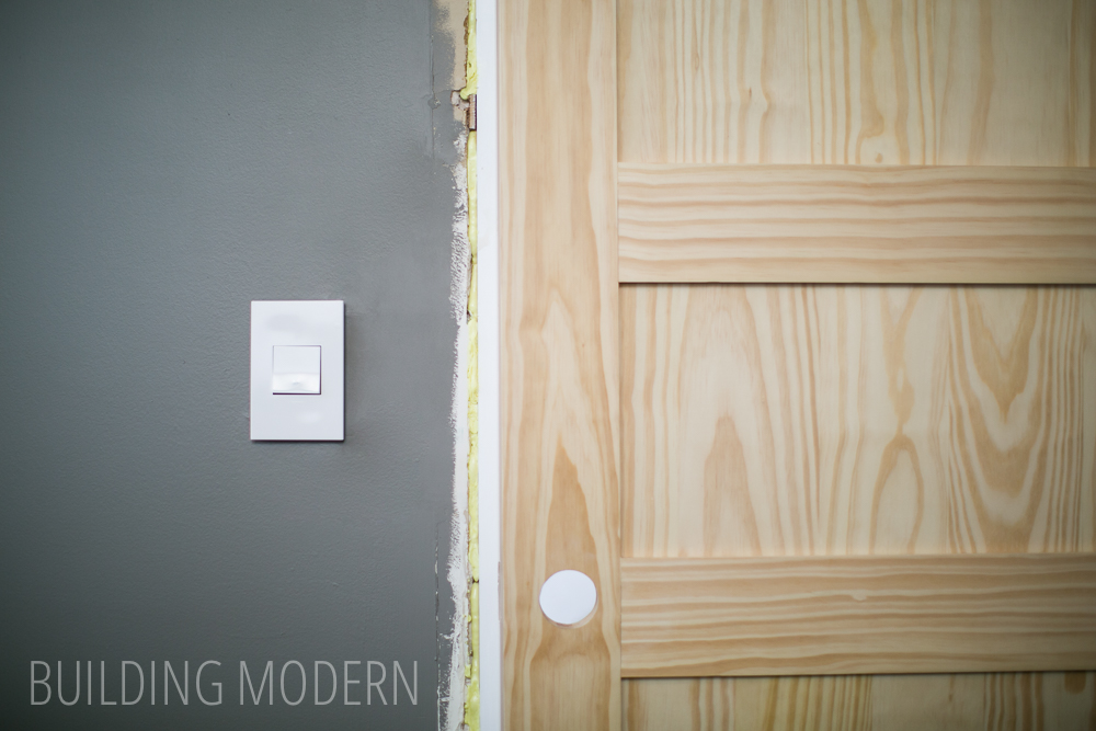 Installing a Legrand outlet