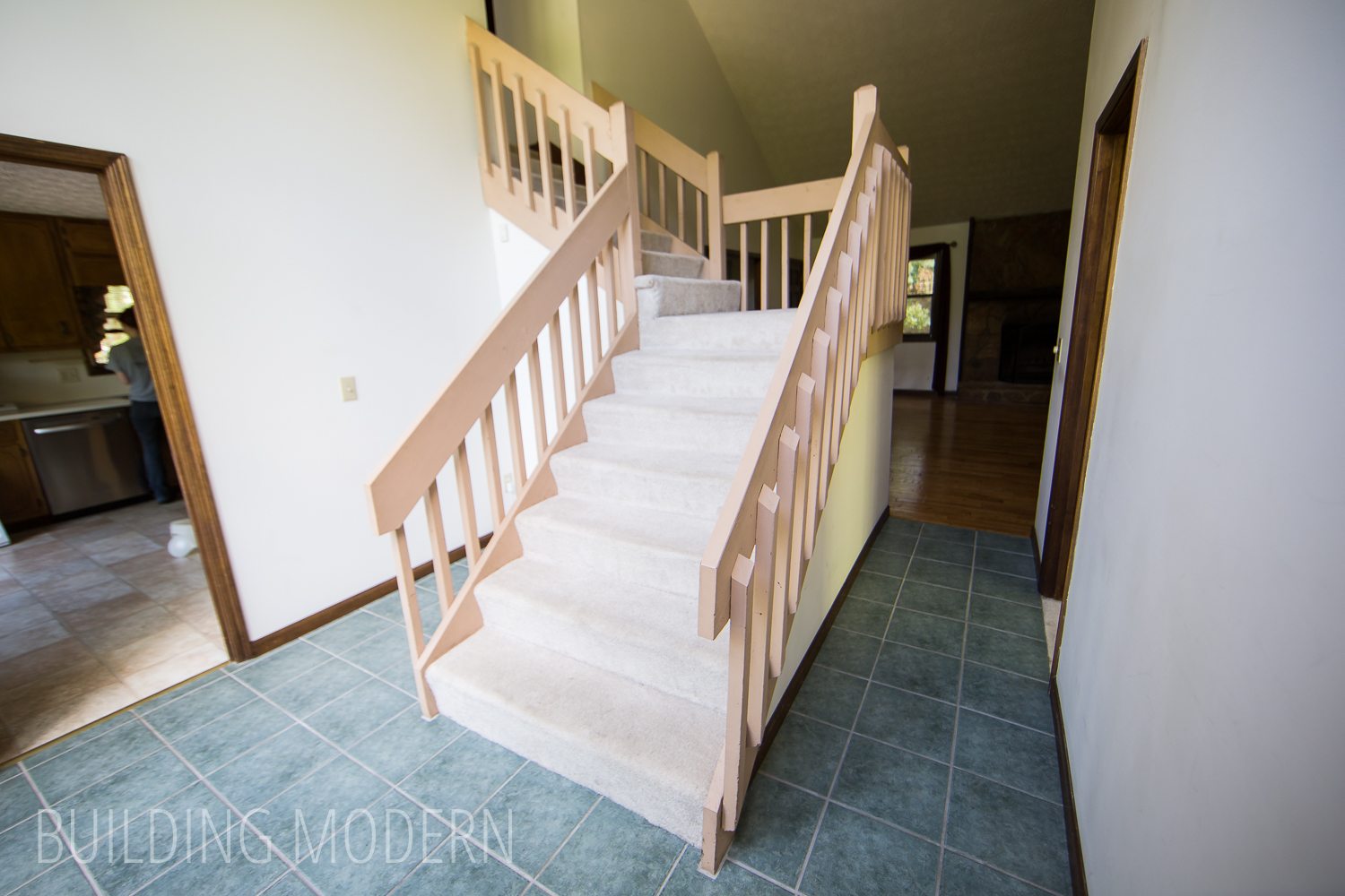 Foyer Stairs Reviews : Foyer stairs demo