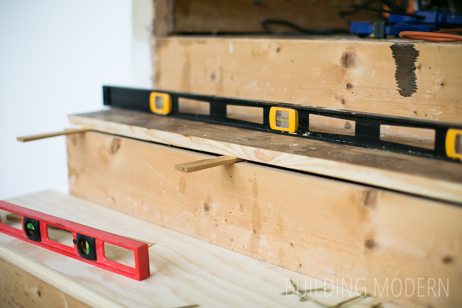 Charmant Leveling An Old Tread: How To Level Stair Treads