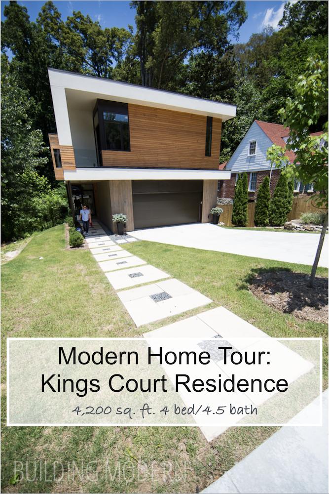 Modern Home Tour Kings Court
