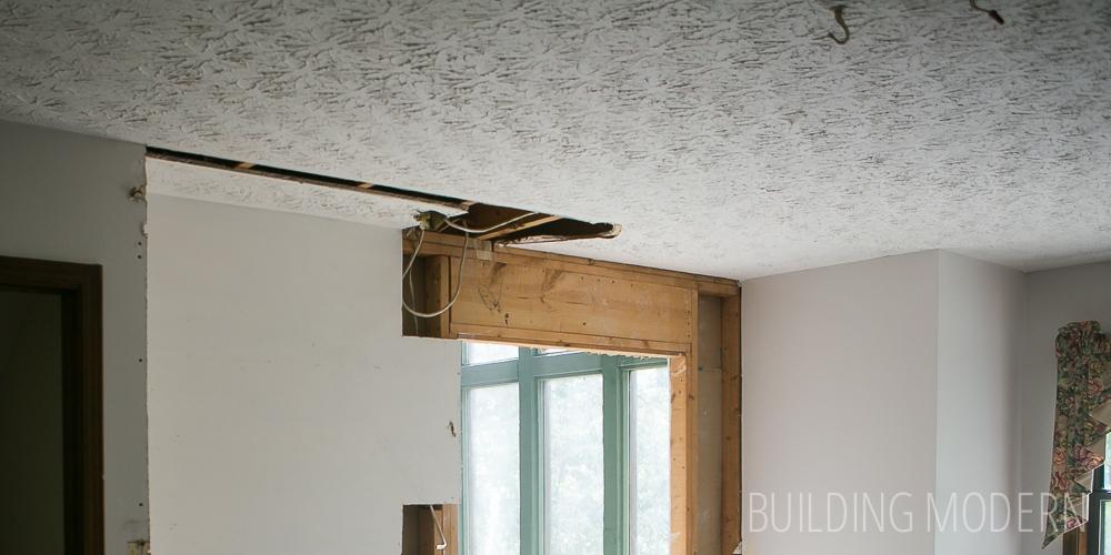 Skim Coating A Ceiling Diy