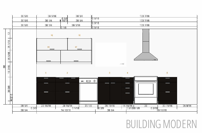 kitchen design standard sizes kitchen the design 656