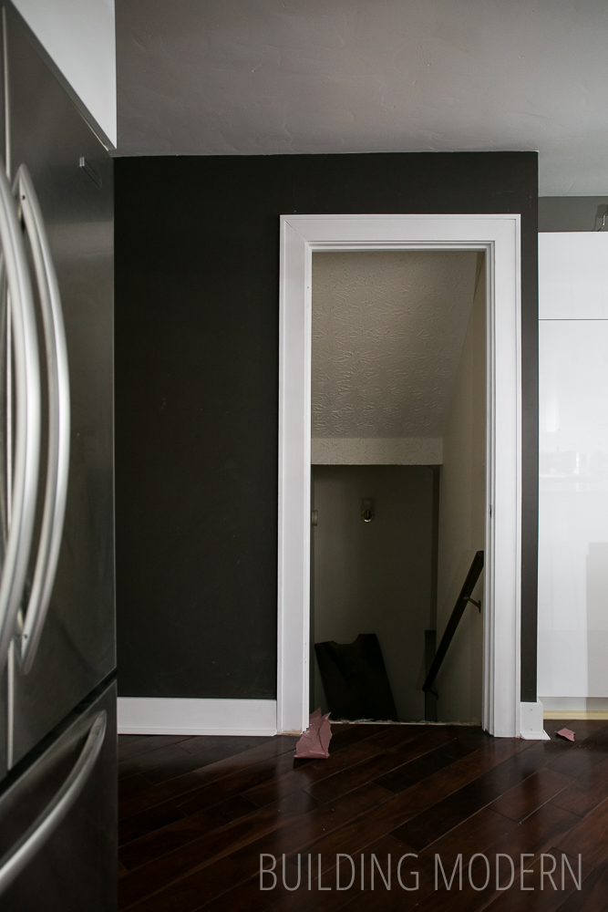 A New Door Trim